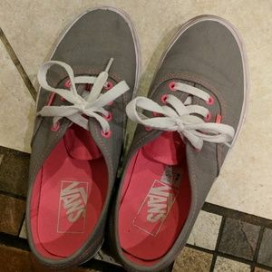 Used Vans sneakers